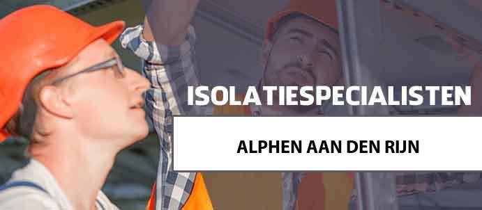 isolatie alphen-aan-den-rijn 2401