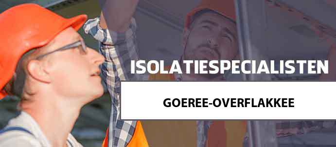 isolatie goeree-overflakkee 3241
