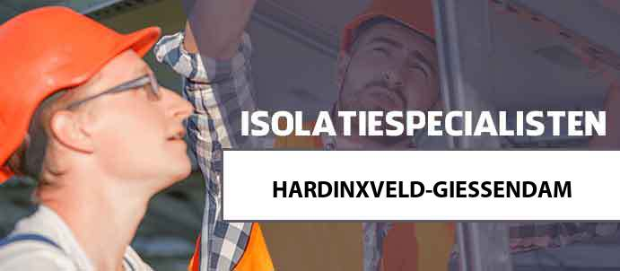isolatie hardinxveld-giessendam 3371