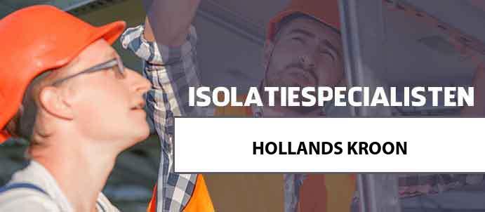 isolatie hollands-kroon 1778