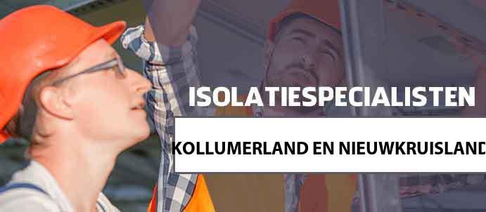 isolatie kollumerland-en-nieuwkruisland 9299