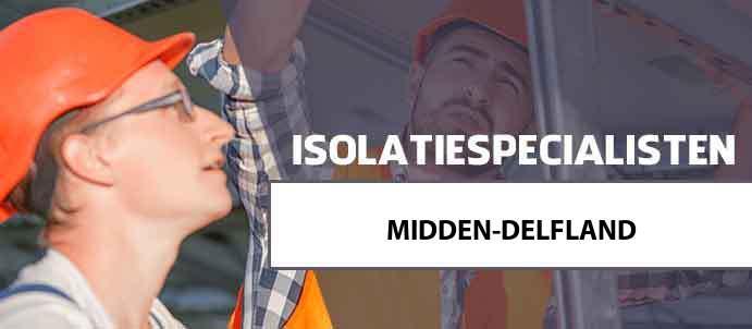 isolatie midden-delfland 2636