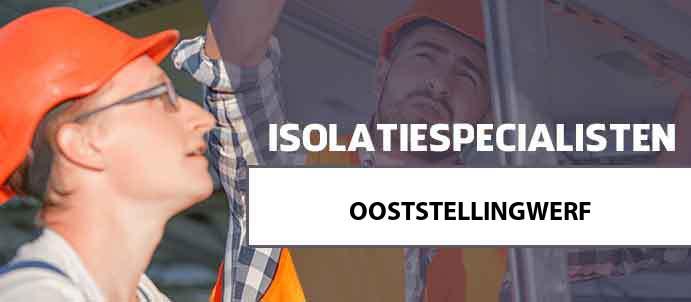 isolatie ooststellingwerf 8434