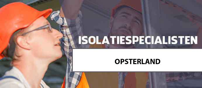 isolatie opsterland 9241