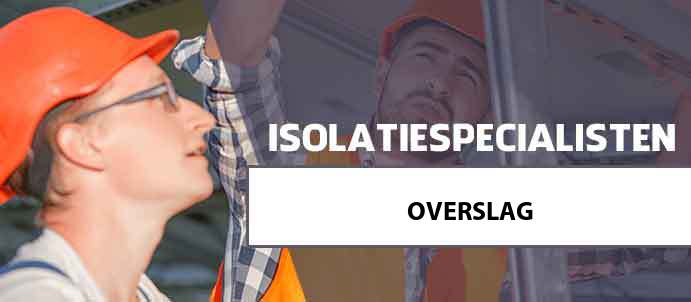 isolatie overslag 4575