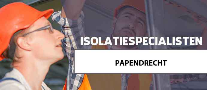 isolatie papendrecht 3351
