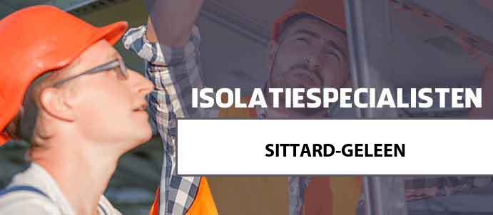 isolatie sittard-geleen 6153